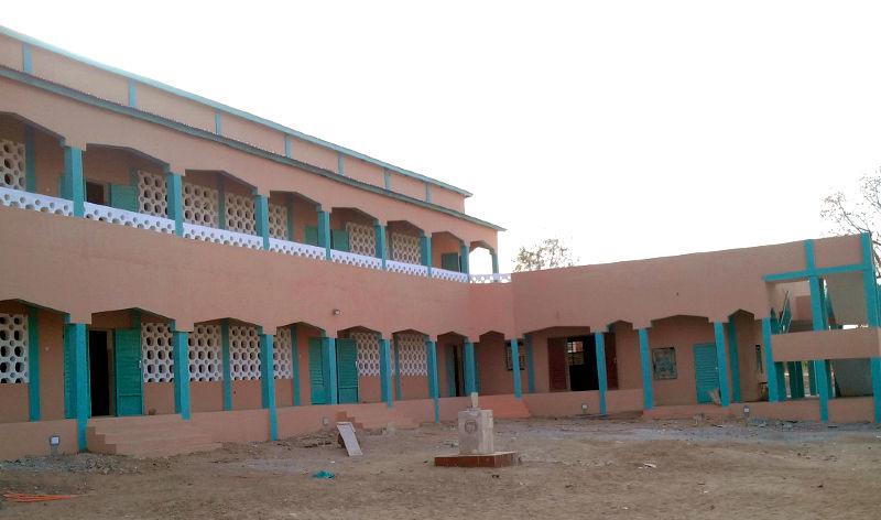 Bâtiments du collège de Champagnat