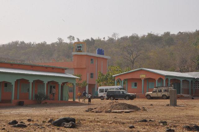 Collège de Champagnat à Kandi